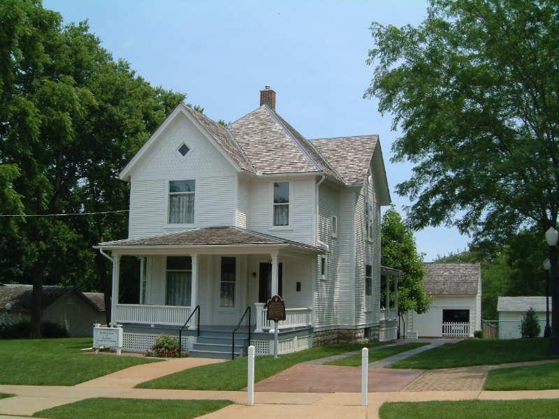 Ronald Reagan Home