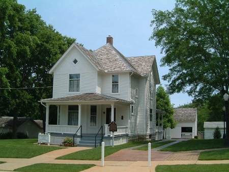 Ronald Reagan Home Appraised