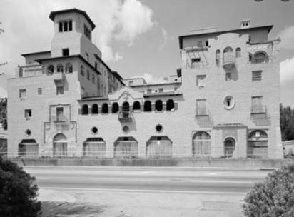 Ringling Historic Hotel Sarasota
