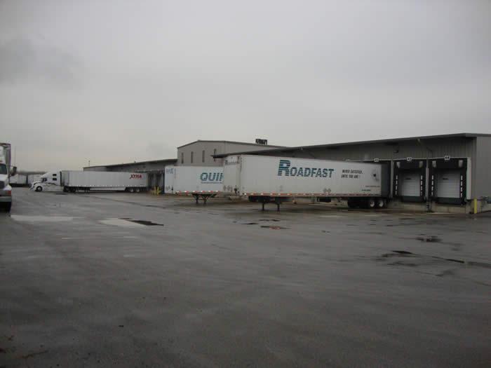 truck terminal appraisal