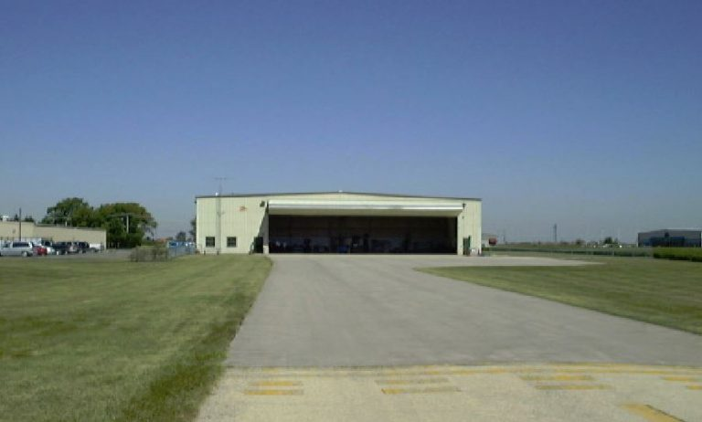Airplane Hanger Appraised